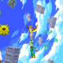 Owlboy stage for Mugen by ScepterDPinoy