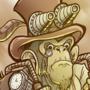 Steampunk Monkey w/Speedpainting