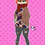 Bailey (stream girl) (style test) by RaiderSym