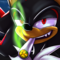 Shadow the Hedgehog - dank weed