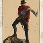 Cowboy Samurai by DrewJames25
