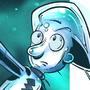 The Silver Skeeter by geogant