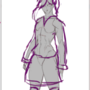 character concept Imani