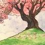 Pearl's Tree by HandDrawnViolist