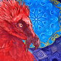 Blood Vulture by Hyptosis
