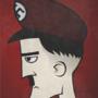 Hitler by Fudencioo