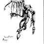 Scrapheap angel by Plasmatic-gecko
