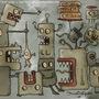 The Strange Creatures by dimitrikozma