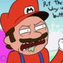 Mario and Luigi's Abusive Relationship (Mario x Rick and Morty)