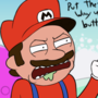 Mario and Luigi's Abusive Relationship (Mario x Rick and Morty)