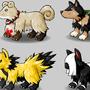 Dogs by matt-likes-swords