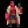 Day #160 - Anung Un Rama (Hellboy) by JinnDEvil