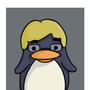 Penguin Logo me