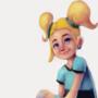 Bubbles - Powerpuff Girls by jhonatan520