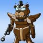 Gundam Freddy by NostalgicNerd94
