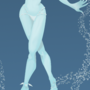Ice Elemental Lady