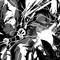 Spawn (black & white) sketch