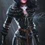 Yennefer from Vengerberg by wraith8r
