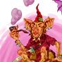 goblin on a mushroom