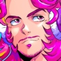 Retro Anime Arin by doublemaximus