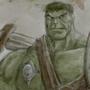 Gladiator Hulk