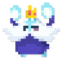 Day #168 - Ice King by JinnDEvil