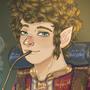 Bilbo Baggins by Takayuihime