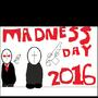 Madness (garbage art)