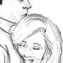 Sheldon and Penny by polhudo