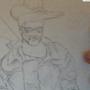AlChestBreach drawing by Jellyfishking3