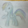 Rainbow Dash by benja14xd