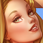 Blonde Bombshell Commission by DidiEsmeralda