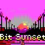 Bit Sunset by enzob7