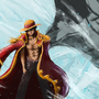 Monkey D. Luffy The Pirate King by YariGrafight