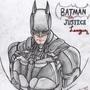 Batman Commission by MeowerSex