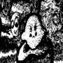 Miiverse Kirby drawing from last year by Mightydein