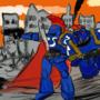Ultramarines by Akillez