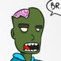 Yummy brains by creepTOmaniac