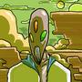 Sando the Alien
