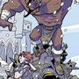 Monster Lands: The Destructor by J-Nelson
