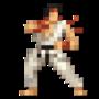 Day #182 - Ryu リュウ by JinnDEvil