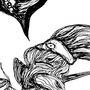 Inktober #2 by linda-mota