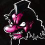 Pink tengu by dogmuth-behedog