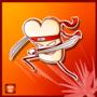 Bread Ninja by BJplay55544
