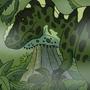 Tyrannosaur in the Mist by BrandonP