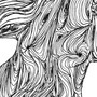Inktober #5 by linda-mota