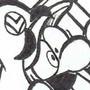 Inktober 2016 - Day 5: Luigi's Ghastly Encounter by Thunder28X