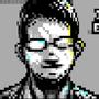 8bit Snowden by enzob7