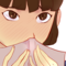 Isabeau is quick to recognize lewdness