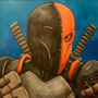 Deathstroke by Tom-Par